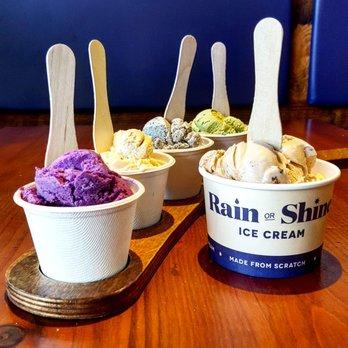$20 Gift Card to Rain or Shine Ice Cream