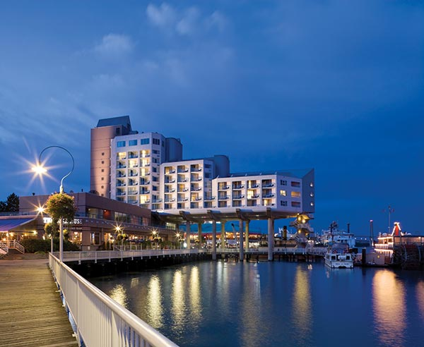 1 Night's Stay at Inn At The Quay