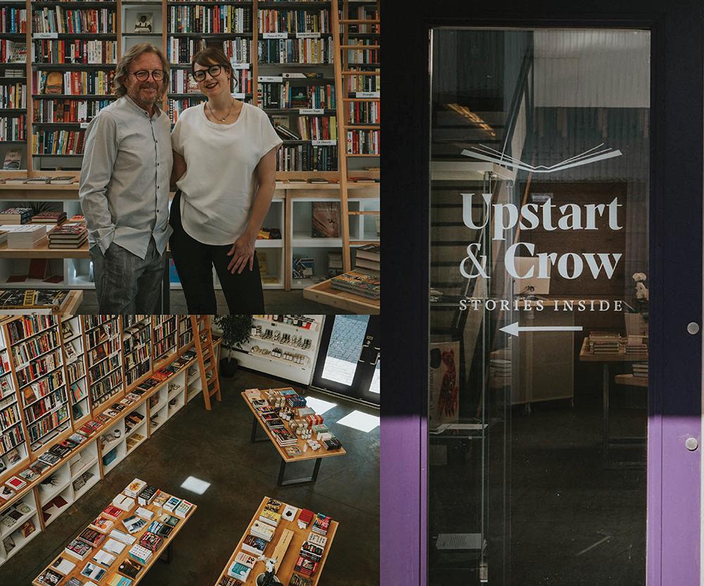 Upstart & Crow - Stories Inside Bookstore $25 Gift Card